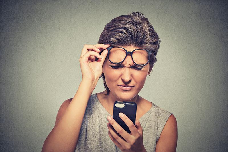 O que significam as medidas de eixo do astigmatismo?