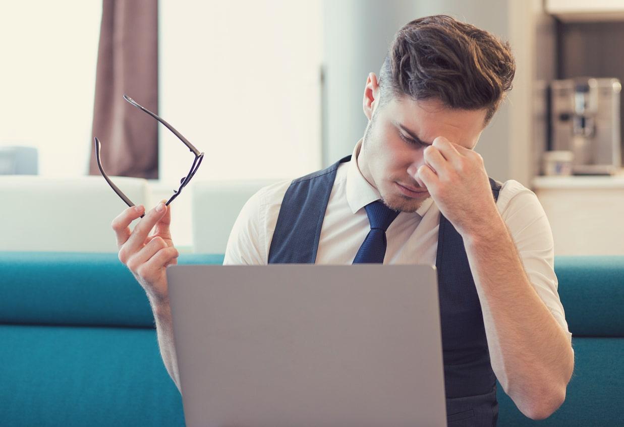 Doenças na visão relacionadas ao uso do computador